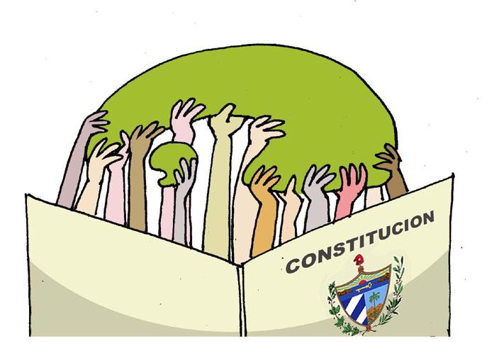 Referendo constitucional en prueba dinámica