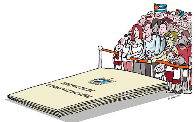 Referendo constitucional en Cuba: masividad, transparencia y optimismo (+ fotos y videos)