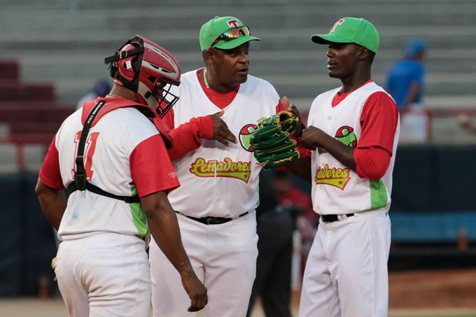 Cuba-Panamá: final de invitados en la Serie del Caribe del Rod Carew (+ fotos y video)