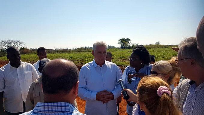 Comienza visita gubernamental en Mayabeque (+ fotos)