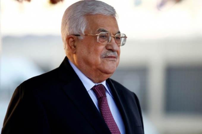 Presidente palestino llama a respetar las leyes internacionales