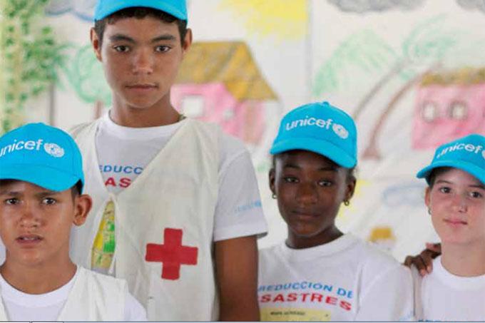 Unicef Cuba llama a elevar conocimiento de los niños sobre desastres