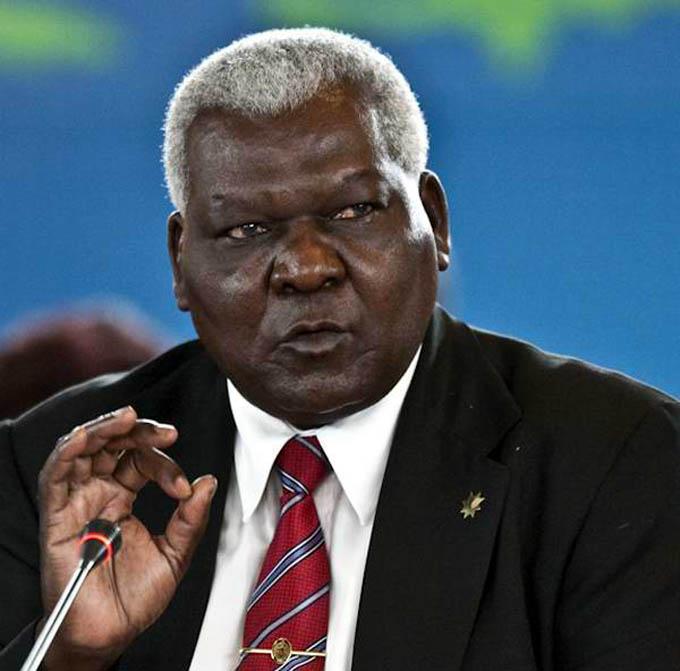Presidente del Parlamento cubano: siempre estamos junto a Mozambique