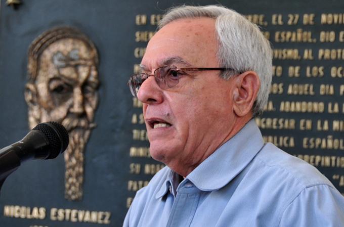 La Constitución cubana tendrá un Sí popular, afirma Eusebio Leal