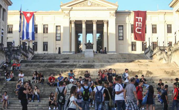 Destacan logros de la educación superior cubana en cita internacional(+vídeo)