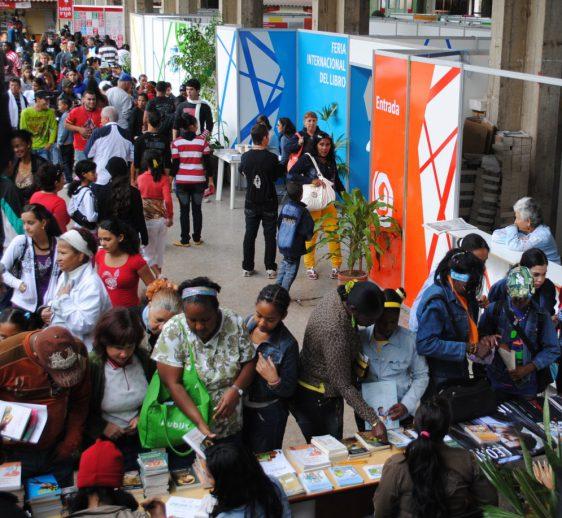 La Foire internationale du livre de La Havane commence aujourd'hui