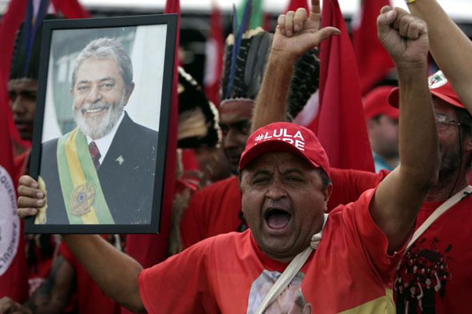 PT de Brasil convoca a manifestaciones por Lula (+ video)