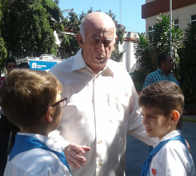 Machado Ventura resalta valores de la nueva Constitución (+ fotos y video)