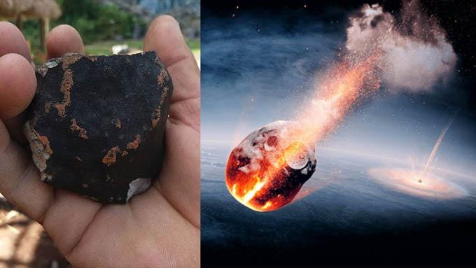 Choque de meteorito en Cuba con energía de mil 400 toneladas de TNT
