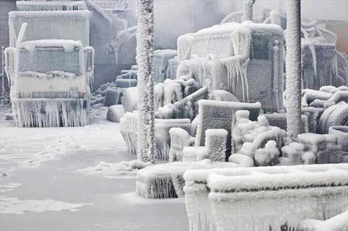 Al menos 21 muertos por intenso frío en Estados Unidos
