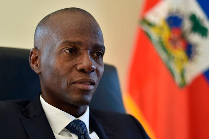 Presidente haitiano busca mediador en diálogo nacional (+ video)