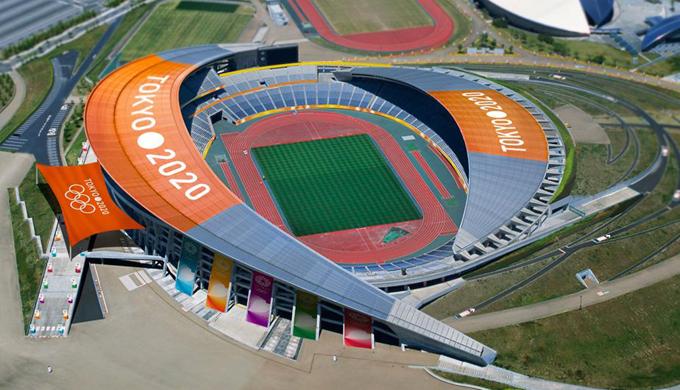 Organizadores de Olimpiada de Tokio esperan acabar a tiempo las obras