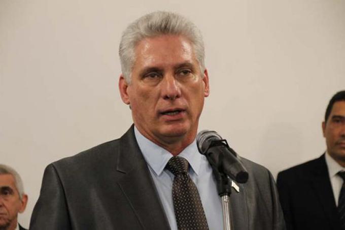 Díaz-Canel: EE.UU. carece de moral para cuestionar referendo en Cuba