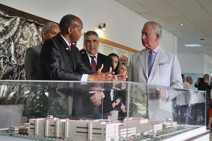 Cuba y Reino Unido más cerca tras visita del príncipe Carlos (+fotos)