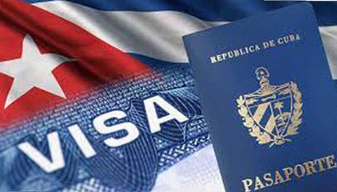Estados Unidos reduce validez de visas familiares para nacionales cubanos
