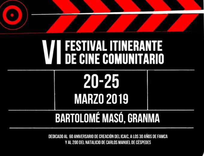 Festival de cine comunitario en Granma (+videos)