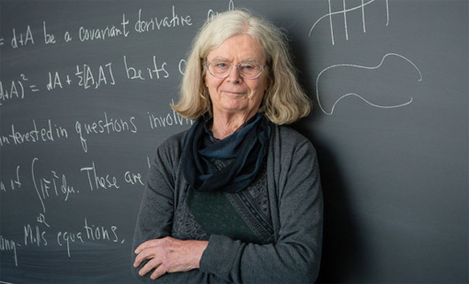 Distinguen a primera mujer del mundo con el Nobel de Matemáticas