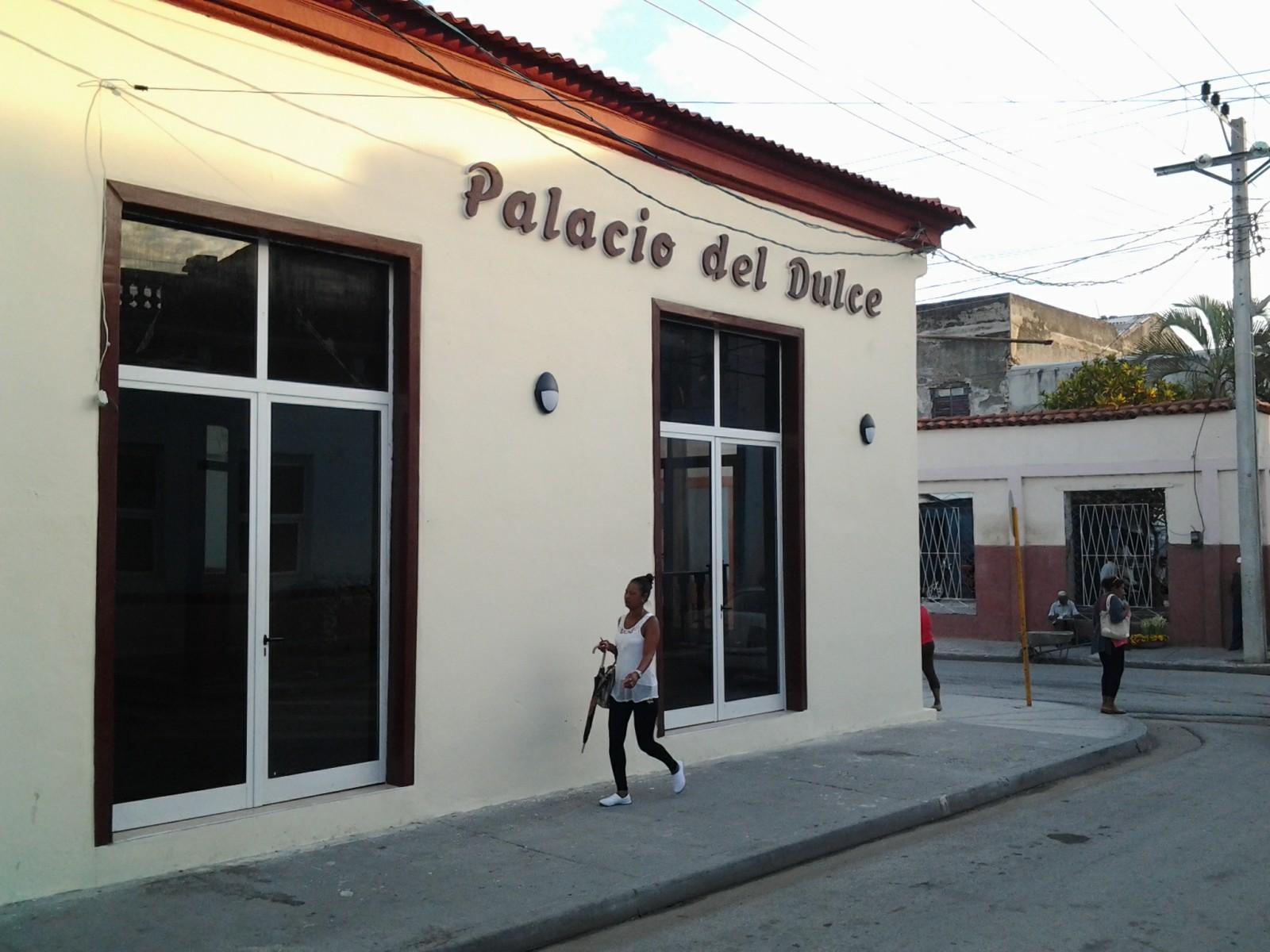 Casi listo Palacio del Dulce en urbe costera