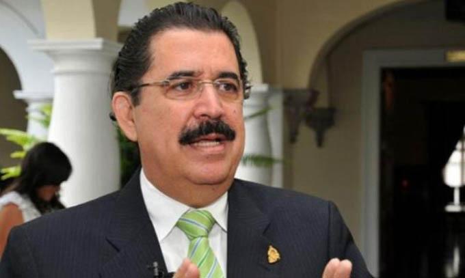 Pide Manuel Zelaya solidaridad con ambientalistas presos en Honduras