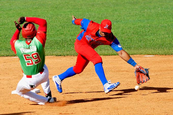 Veterano federativo beisbolero celebra opción de siete innings