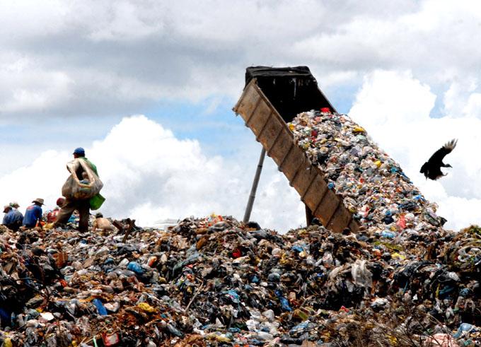 Brasil, cuarto país mayor productor de basura plástica del mundo