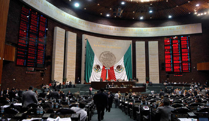 Cámara Diputados de México declara constitucional Guardia Nacional