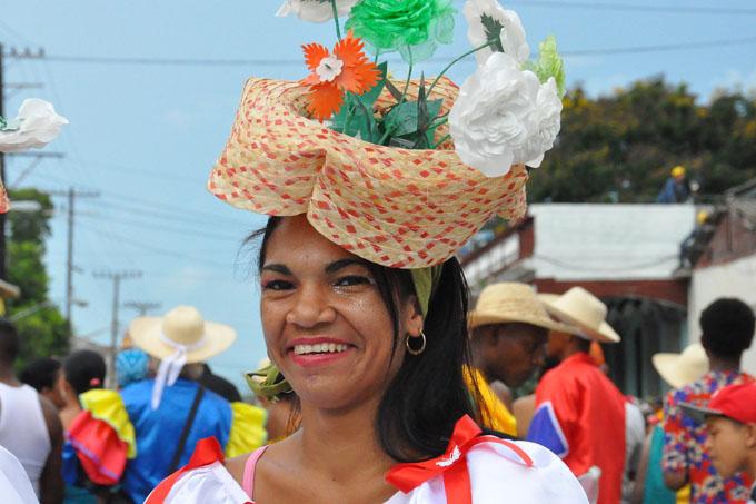 Media Luna acoge espectáculo tradicional de carnaval
