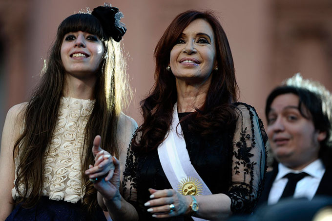 Cristina Fernández denuncia cómo la persecución dañó salud de su hija (+ video)