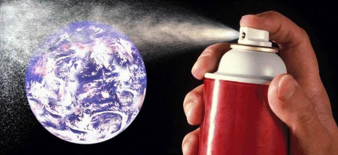 Eliminará Ecuador consumo de sustancias agotadoras de capa de ozono