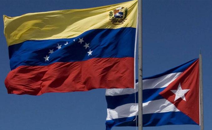 Reitera Díaz- Canel condena a la intensificación de la agresión contra Venezuela