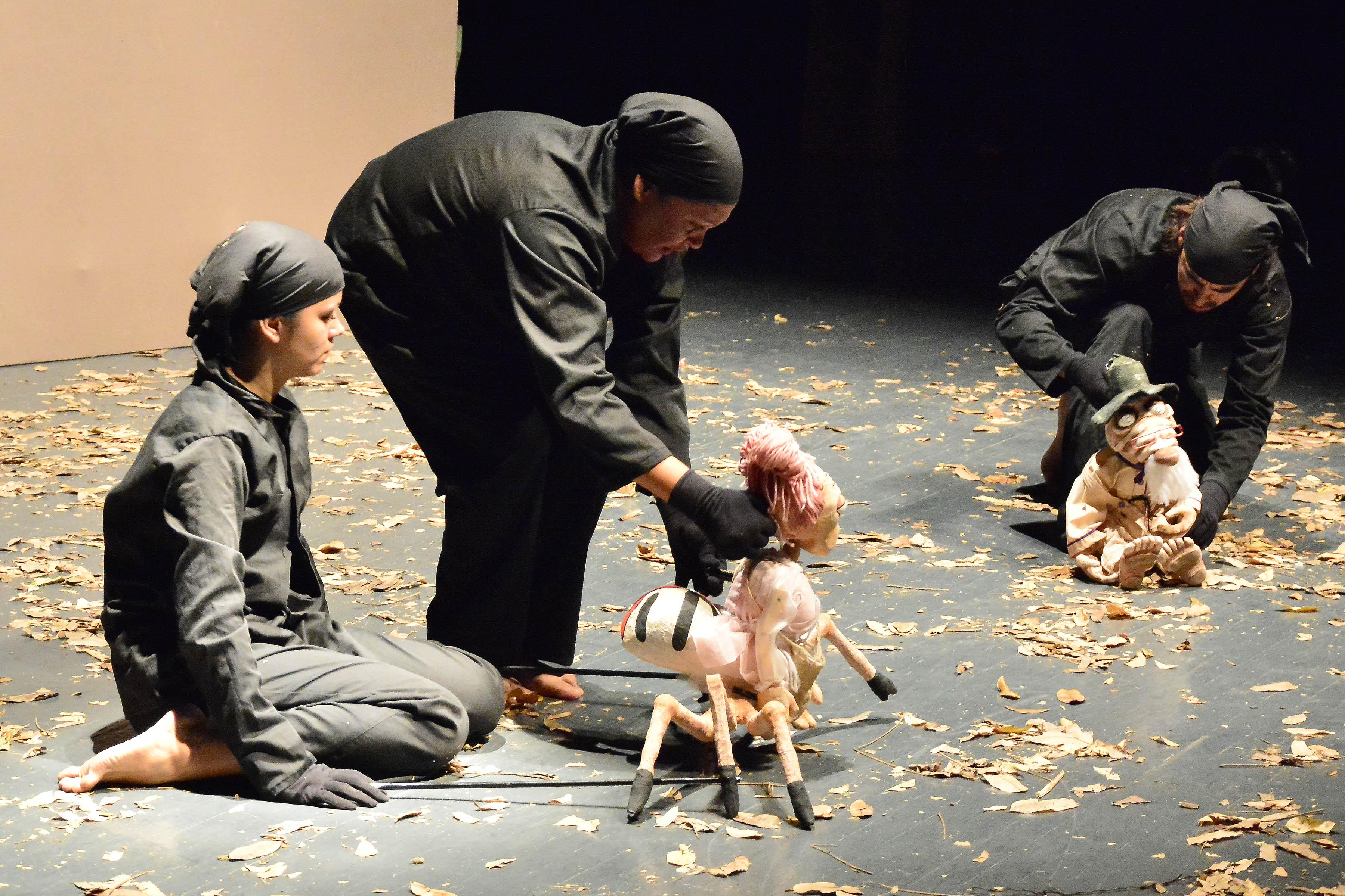 Opciones teatrales reaniman el fin de semana