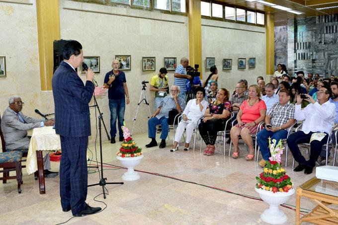 Acoge Granma XII Conferencia Internacional de los Pueblos y sus Culturas (+ fotos)