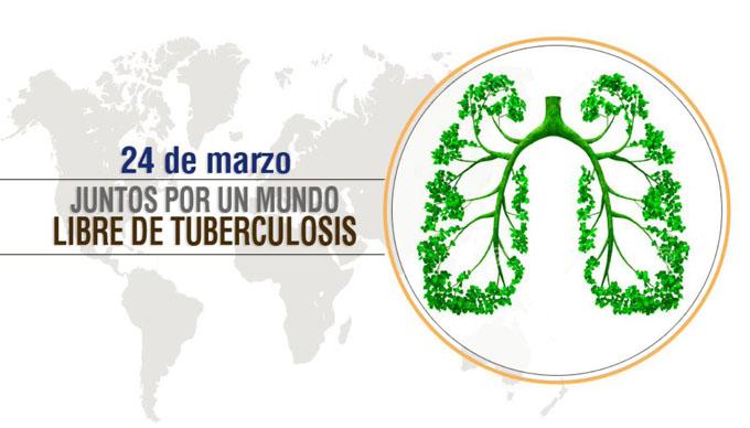 24 de Marzo: Día Mundial de lucha contra la Tuberculosis