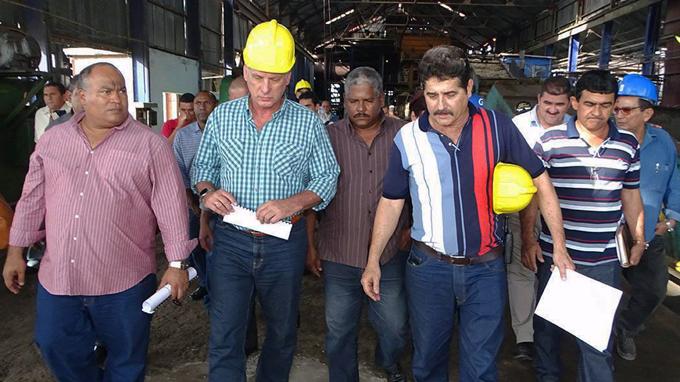 Recorridos de Díaz-Canel ya cubrieron las 15 provincias cubanas
