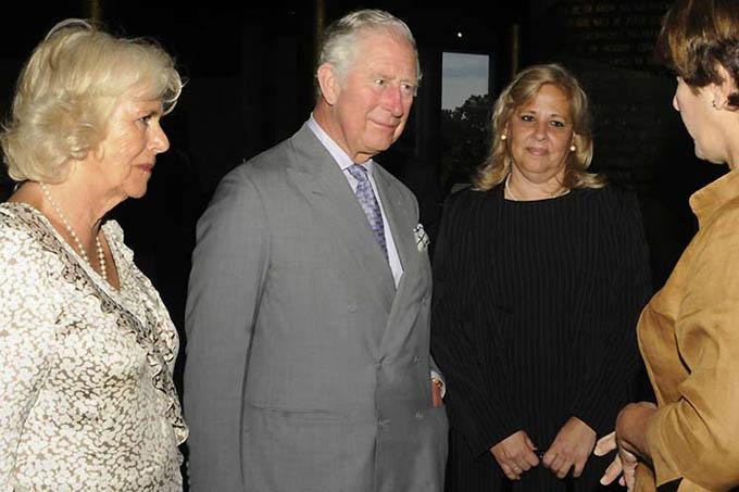 Repercute en Reino Unido visita a Cuba de pareja real británica