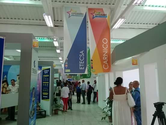 Muestra Expo Granma desarrollo local