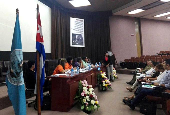 Comienza en La Habana X Congreso de la Federación de Mujeres Cubanas (+ fotos)