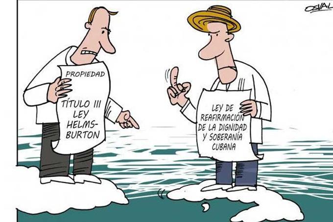 Helms-Burton contra Cuba, a 23 años de una ley que no debió nacer (+infografía)