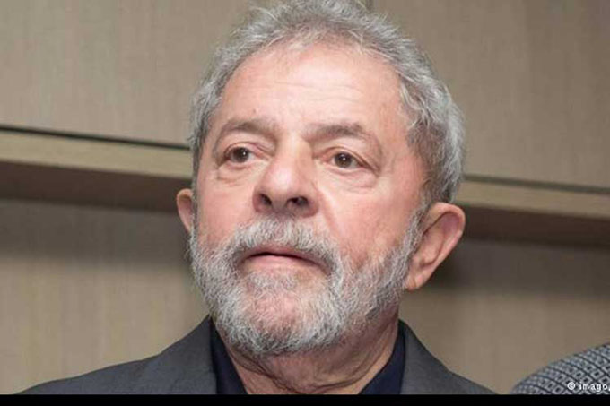 Lula recibe premio DDHH de mayor central sindical de EE.UU. y Canadá