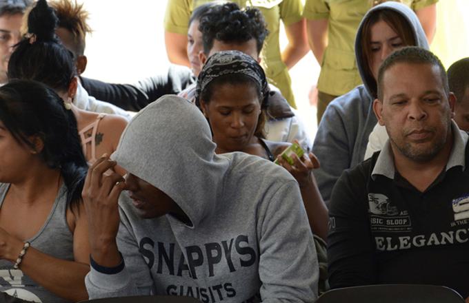 Cubanos deportados de México tras intento de migración irregular, una historia de peligros (+ video)