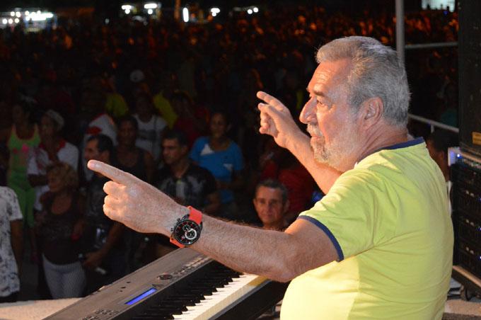 Variedad musical en el carnaval guisero 2019
