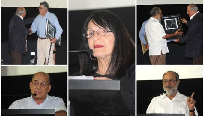 Entregan Premio Nacional de Cine 2019 a tres grandes de Cuba
