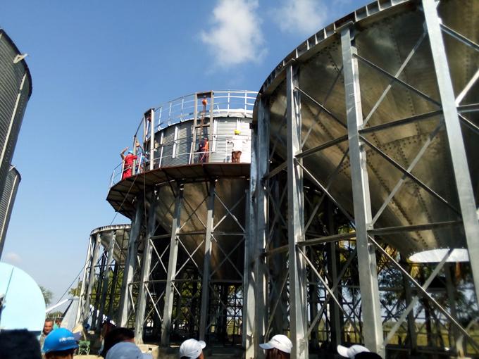 Chequean marcha de inversiones del programa de desarrollo arrocero en Granma