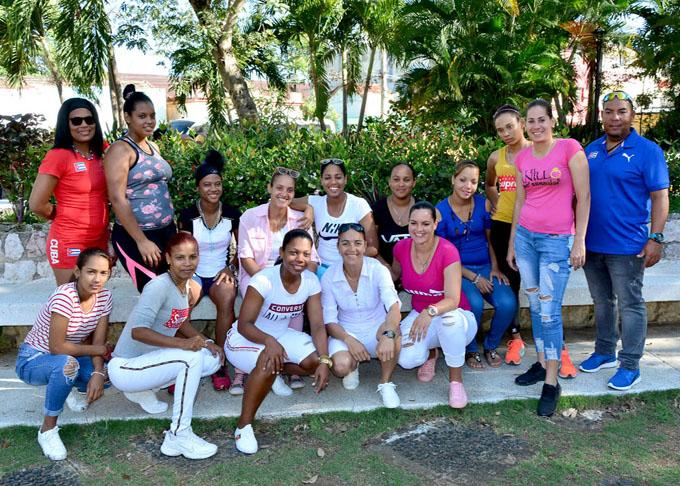 Softbol femenino en Granma: la tradición vive