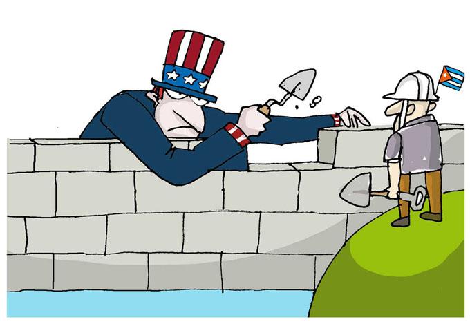 Cuba denuncia intento de EE.UU de universalizar el bloqueo (+ video)