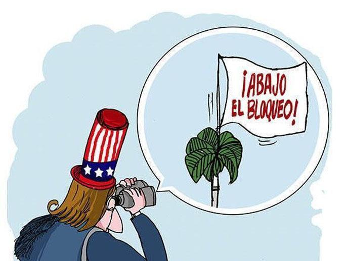 EE.UU busca pretextos para recrudecer bloqueo, afirman en Cuba