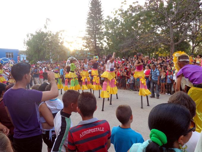 El carnaval, patrimonio inmaterial  del pueblo de Guisa