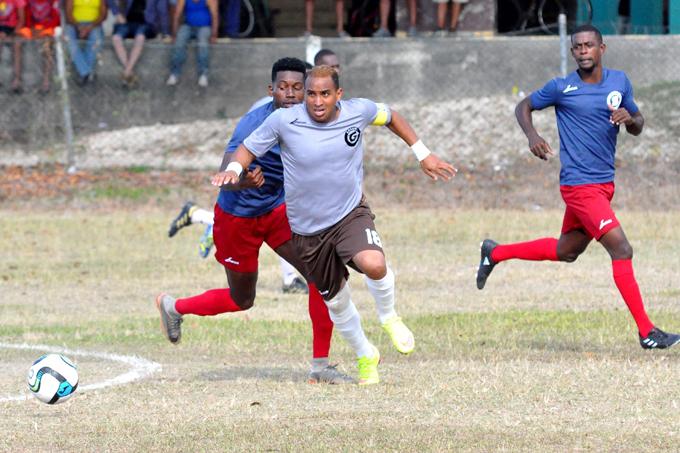 Incansables avanzan a segunda etapa en Liga cubana de fútbol