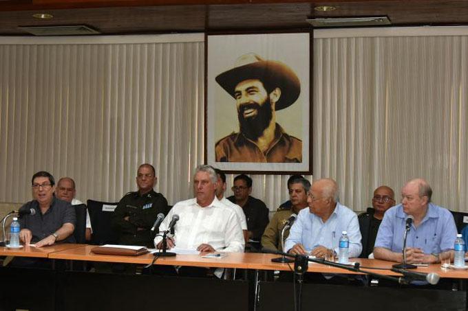 La política exterior de la Revolución Cubana es una sola