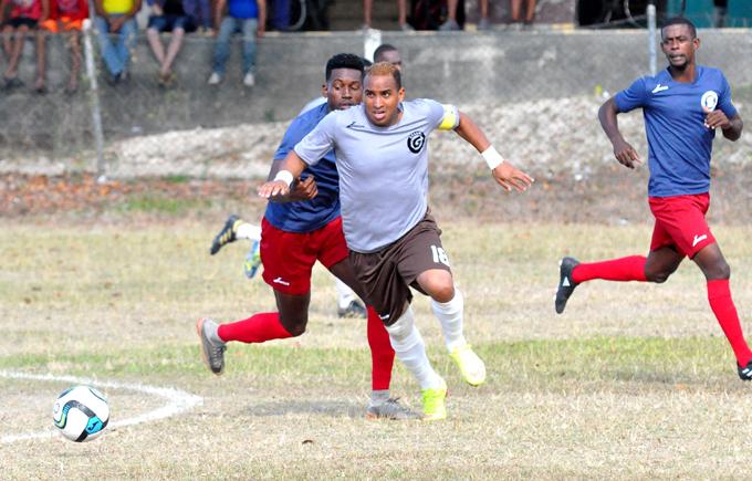Incansables descienden, pero conservan opciones en Liga cubana de fútbol